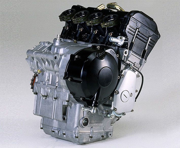 Yamaha R1 1999 engine